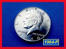 """Buy 1964-P Kennedy HALF ☆ Gem """"BU"""" ☆  (#1798)a"""