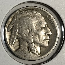 1923 Buffalo Indian Head Nickel Coin Value Prices