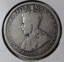 Buy 1914-L AUSTRALIA 1 SHILLING!