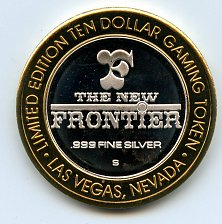 Buy Casino 999 Silver Gaming Token