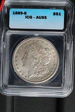Buy Morgan dollar in great condition