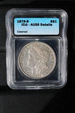 Buy 1878-s Morgan dollar in great condition