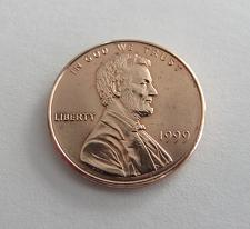 1999 Lincoln Memorial Penny Coin Value Prices, Photos & Info