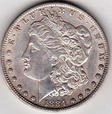 Buy 1884 O Morgan Silver Dollar