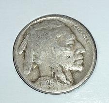 1926 D Buffalo / Indian Head Nickel Coin Value Prices, Photos & Info
