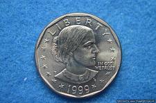 Buy 1999 P Susan B Anthony Dollars
