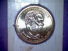 Buy 2012 P Presidential Dollar: Chester A. Arthur