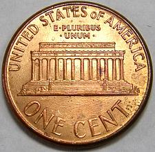 Buy 2000 P Lincoln Memorial Cent#1: Wide AM
