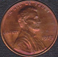 1973 Lincoln Memorial Penny Coin Value Prices, Photos & Info