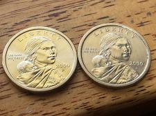 2000 D Sacagawea Dollar Golden Dollar Coin Value Prices
