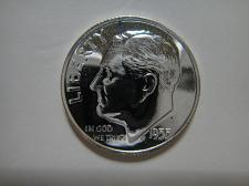 Buy 1955 Proof Roosevelt Dime Proof-65 (GEM) Beautiful Better Date Proof!