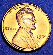 1944 Lincoln Wheat Penny Coin Value Prices, Photos & Info