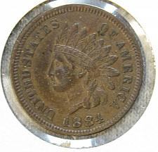 Buy 1884 P Indian Head Cent