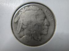 1924 S Buffalo / Indian Head Nickel Coin Value Prices