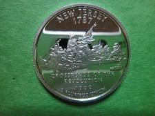 Buy Statehood Quarter 1999-S New Jersey SILVER Proof-66 (GEM+)