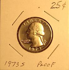 1973 S Washington Quarter Coin Value Prices, Photos & Info