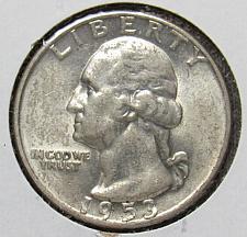 Buy 1953 D Washington Quarter