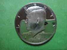 Buy 1987-S Kennedy Half Dollar Proof-64 (Near Gem)