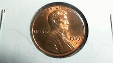 1989 D Lincoln Memorial Penny Coin Value Prices, Photos & Info
