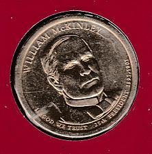 Buy 2013 D Presidential Dollars: William McKinley - #2