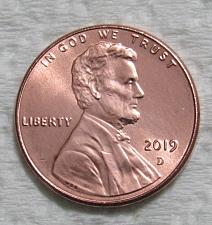 2019 D Lincoln Shield Penny Coin Value Prices, Photos & Info