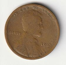 Buy 1913-P Lincoln Wheat Penny
