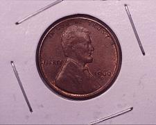 *HG 1960 D Small Date Lincoln Memorial Cent Brilliant Uncirculated Bright RED