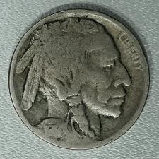 1914-D Buffalo Nickel Rare Date Below G Priced