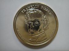 PCGS MS66 2015-D Lyndon Johnson Presidential Dollar Position A Gem