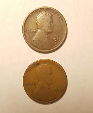 Buy 1912 S and 1912 D Lincoln cents
