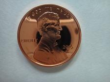 2005-S Lincoln Cent Gem DCAM Proof Roll of 50 coins