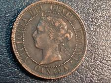 Buy 1901 Canada large 1 cent
