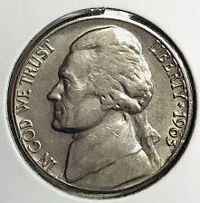 Buy 1963 D Jefferson Nickel