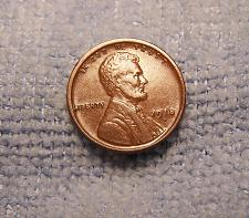 Buy 1918d LINCOLN CENT xf