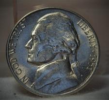 Buy 1951 S Jefferson Nickel BU