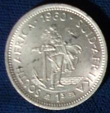 Buy 1960 South Africa Shilling UNC