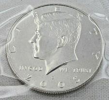 2005-D Kennedy Half Dollar • BU • #1018