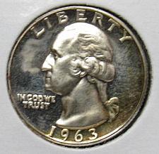 Buy 1963 P Washington Quarter