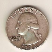 Buy 1956-D Washington Quarter