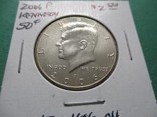 2006 P Kennedy Half Dollar ~ U.S Coin from Mint Roll