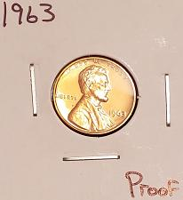 1963  ONE LINCOLN MEMORIAL CENT #20