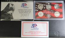 Buy 2007-S Unites States Silver Quarters Proof Set