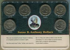 1979 Various Mint Marks P /& D Susan B Anthony SBA Gem UNC BU Dollars Original Mint Cello Collection Uncirculated