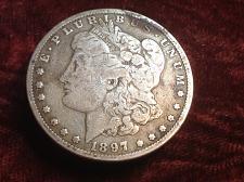 Buy 1897 O Morgan Silver Dollar