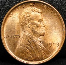 Buy 1909 Lincoln Wheat Cent