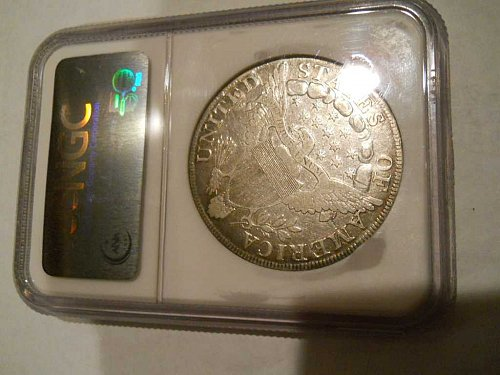1803 Drape Bust Dollar