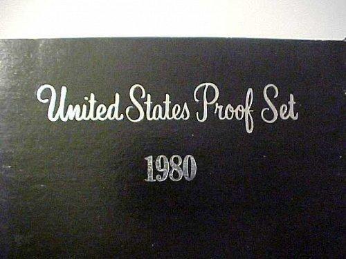 1980s UNITED STATES PROOF SET