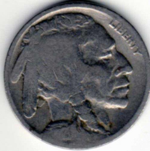 1920 Buffalo Nickel Good