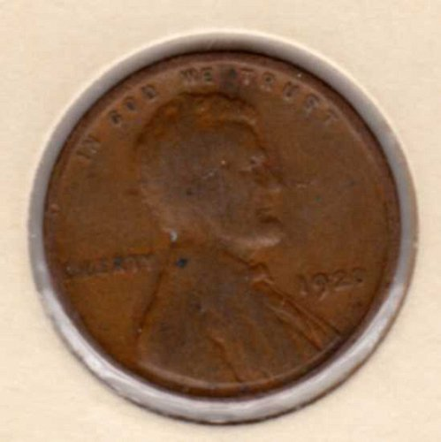 1920 P Lincoln Wheat Cent VG-8