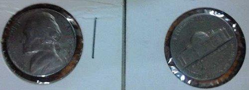 1969 S US Jefferson Nickle